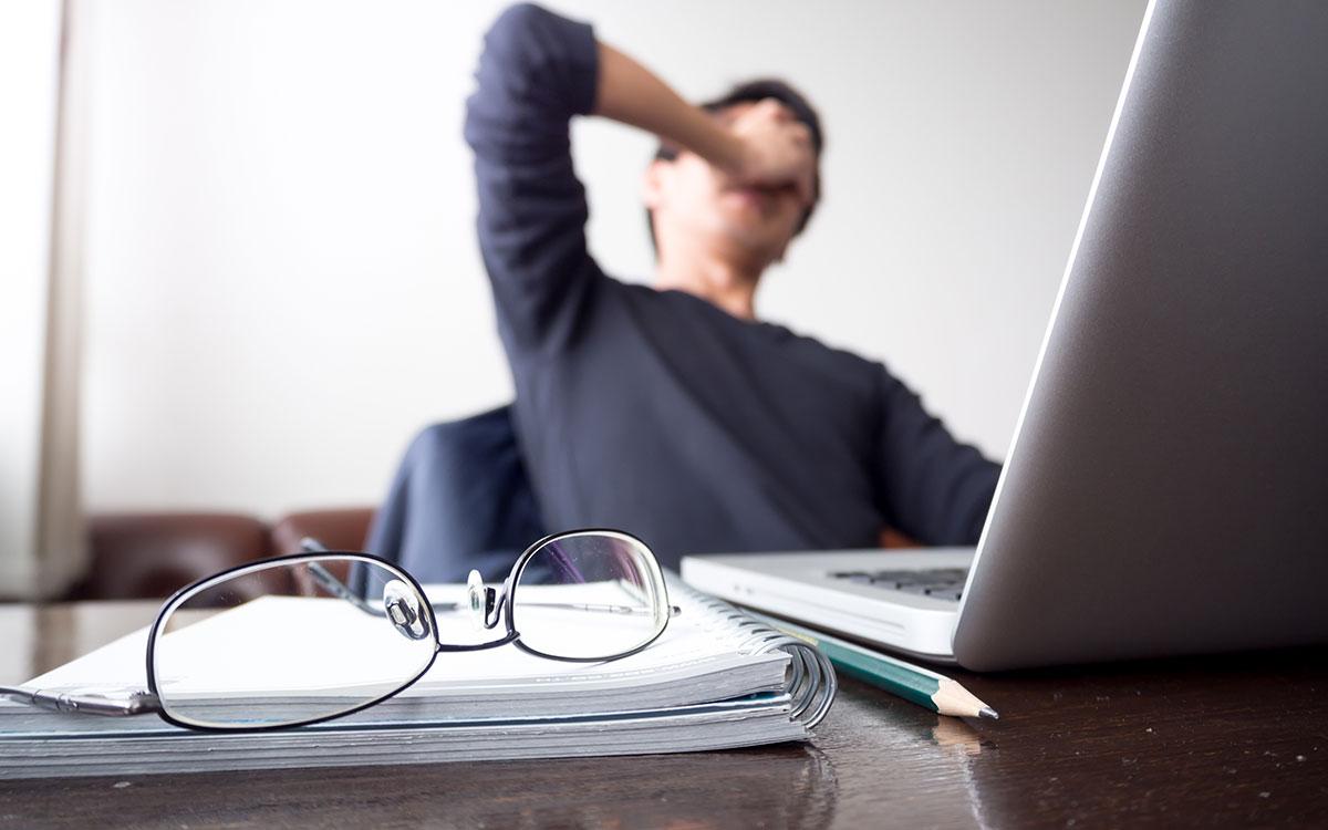 A po ju shkakton stres vendi juaj i punës?