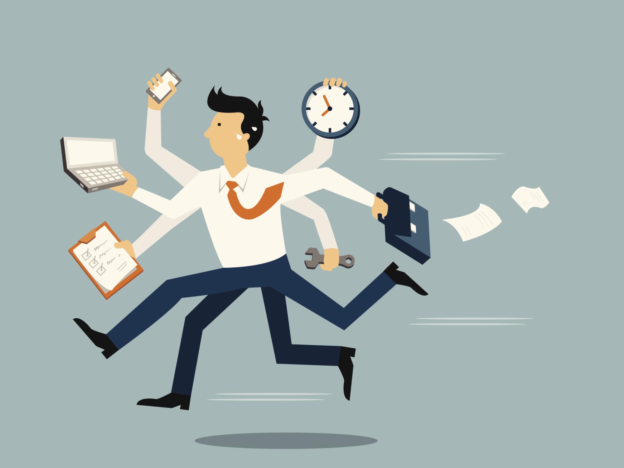 Si t'i balancojmë punën dhe studimet?