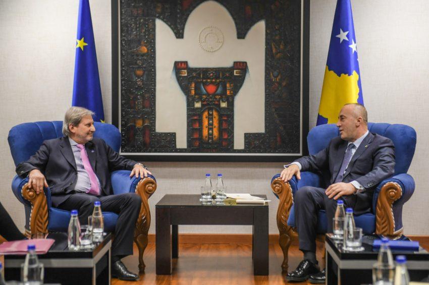 Kryeministri Haradinaj  Kosova e përkushtuar për rrugën e saj europiane