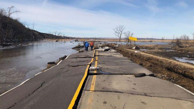 Dy të vdekur nga vërshimet në ShBA