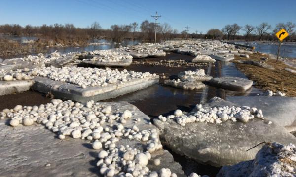 Dy të vdekur e mijëra të zhvendosur nga vërshimet në ShBA
