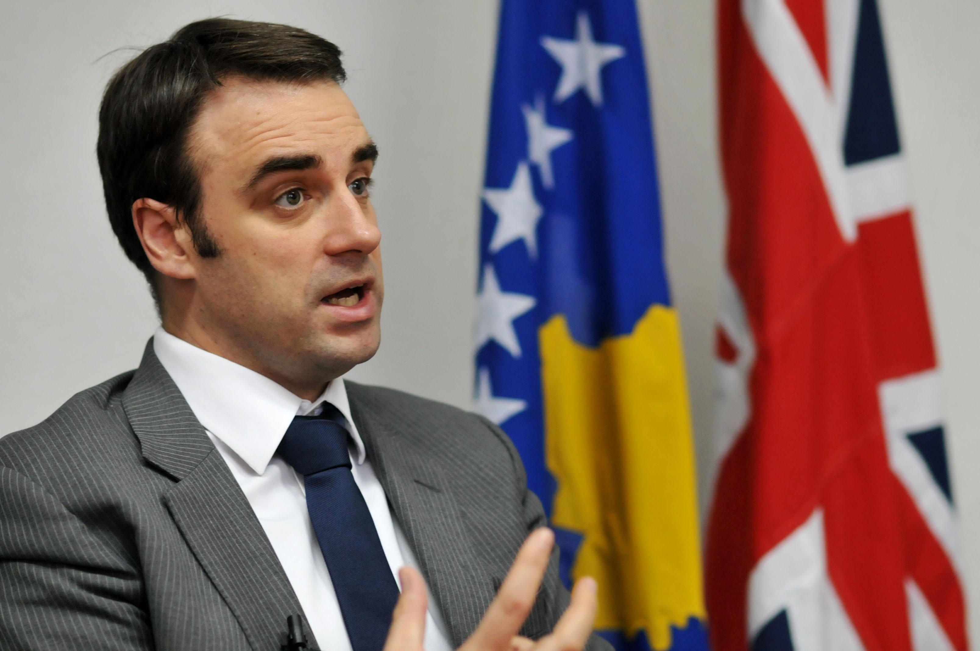 O Connell  Duhet ta pranojmë atë se çka ka ndodhur në Kosovë  çdo viktimë meriton drejtësi