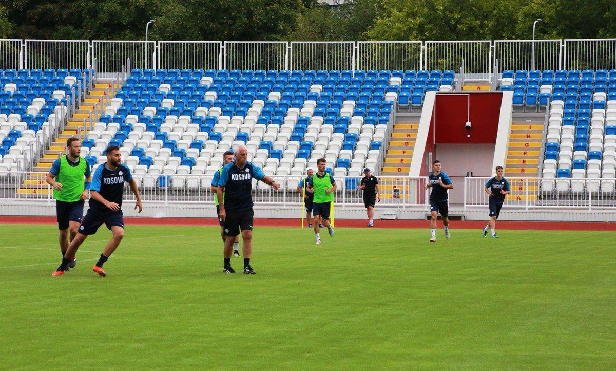 Agjenda e Kosovës për dy ndeshjet e qershorit