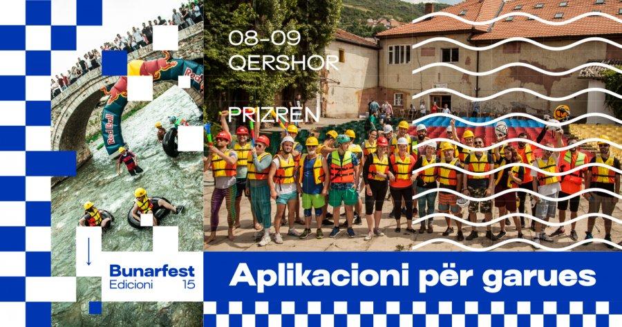 Fillojnë aplikimet për pjesëmarrje në festivalin Bunarfest
