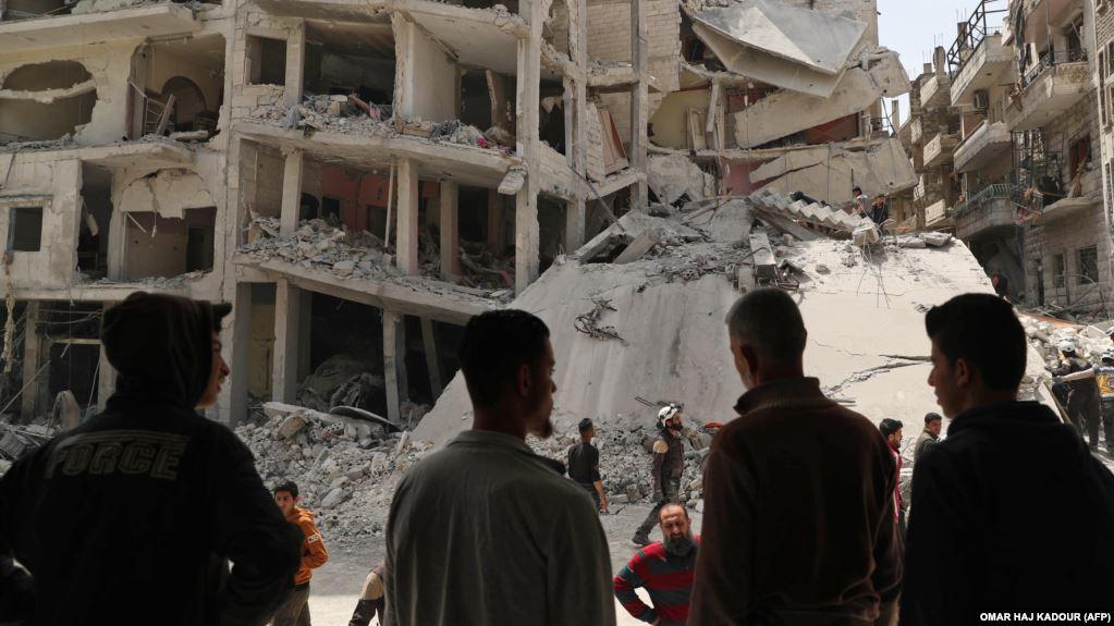 ShBA ja dyshon se janë përdorur armë kimike në Siri