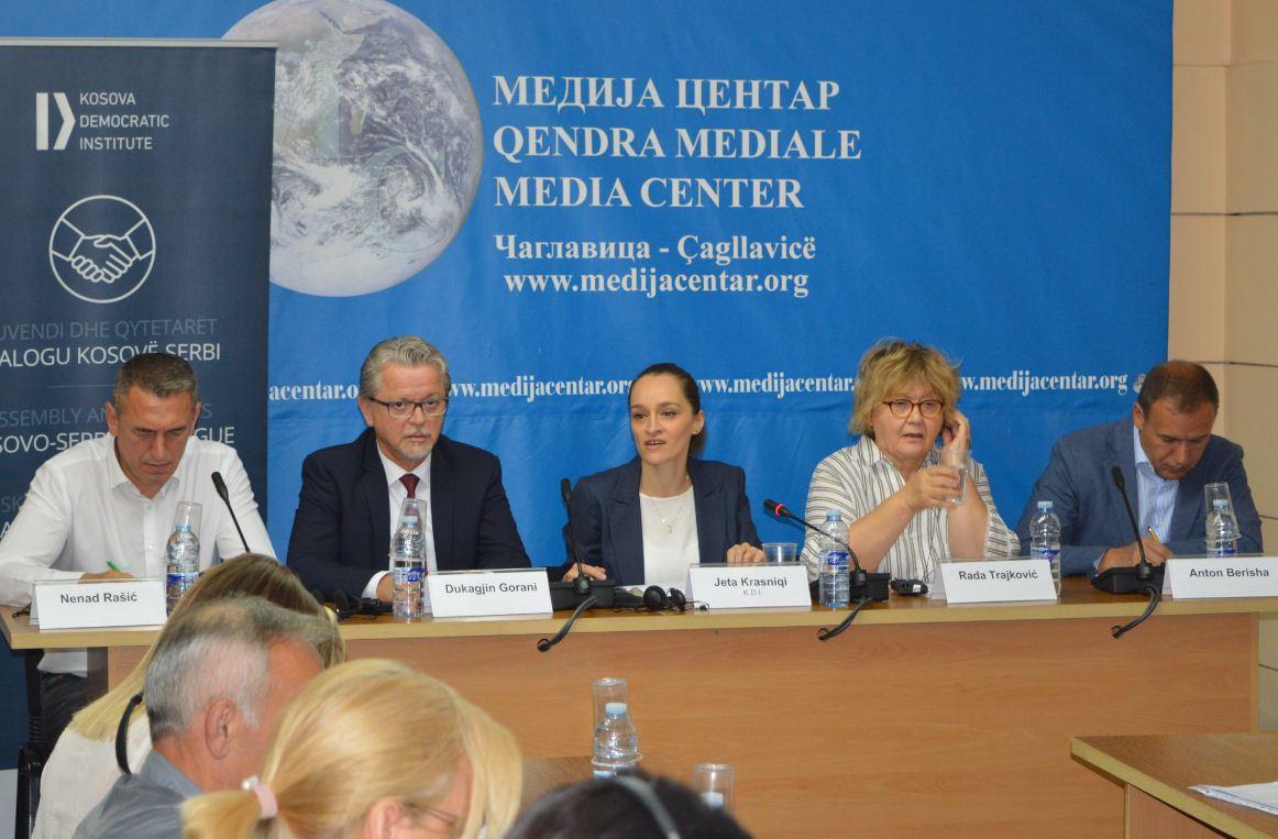 Kundërshtohet ideja e korrigjimit të kufijve  serbët e Kosovës të përfshihen në dialog