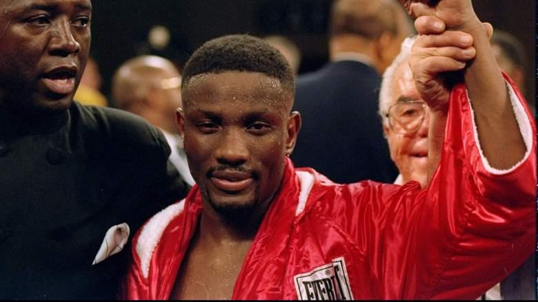 Vdes legjenda e boksit   Pernell Whitaker