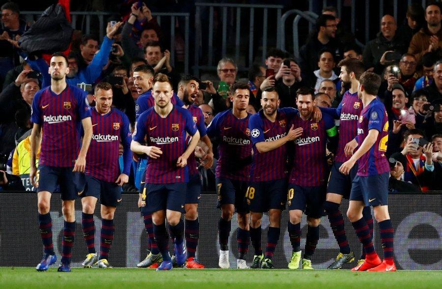 Barcelona kërkon fitore kundër Valladolidit për t i mbajtur gjallë shpresat për titull  formacionet