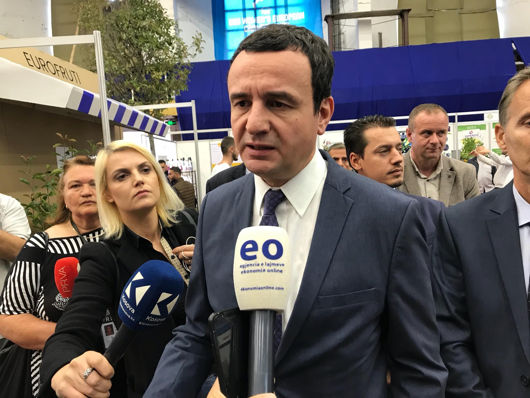 Kurti  Samiti i Ohrit duhej shtyrë  Vuçiqi synon Jugosllavinë e katërt