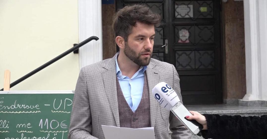 Gjinovci  Nuk shoh asnjë mundësi që Vjosa Osmani të shkojë në Vetëvendosje