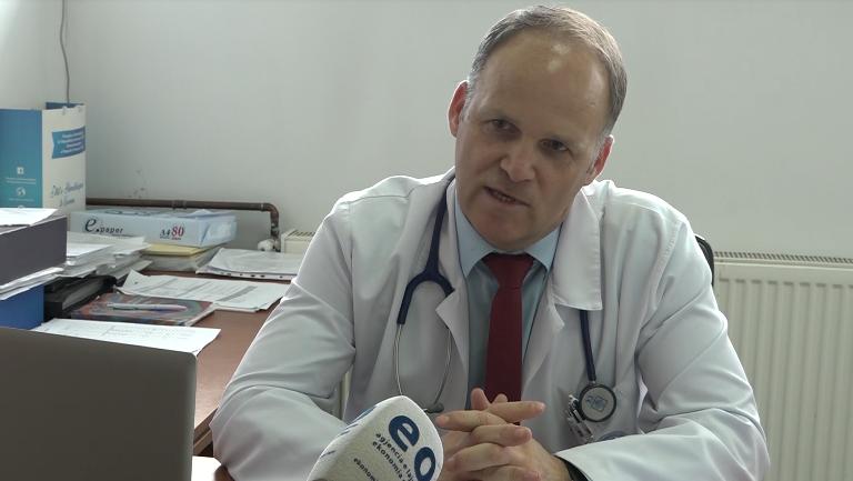 Infektologu Krasniqi  Nga gjysma e prillit presim fluks të infektuarish