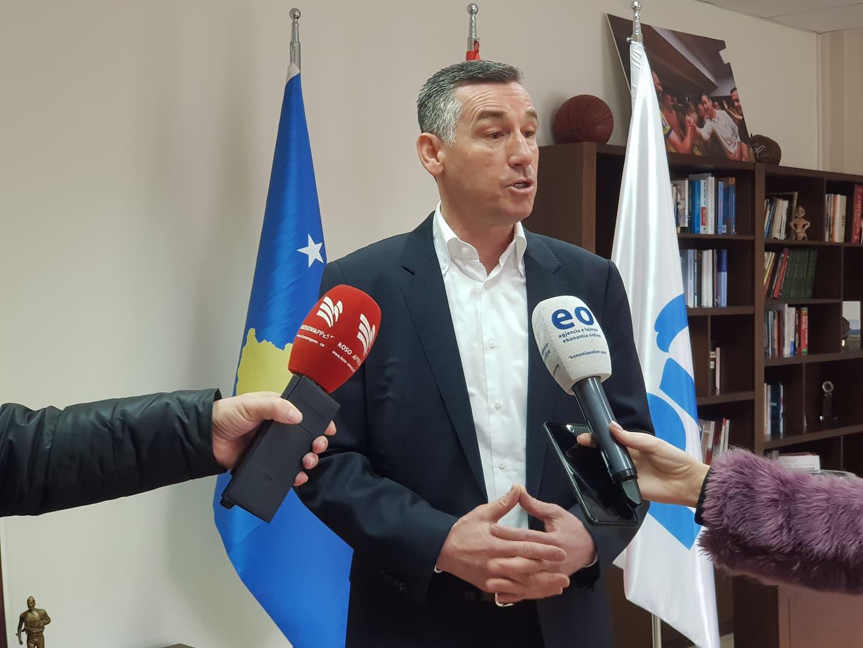 Kadri Veseli  Dallojnë situatat   VLAN e kishte bllokuar PDK në më 2014  nuk e pranonin legjitimitetin qytetar