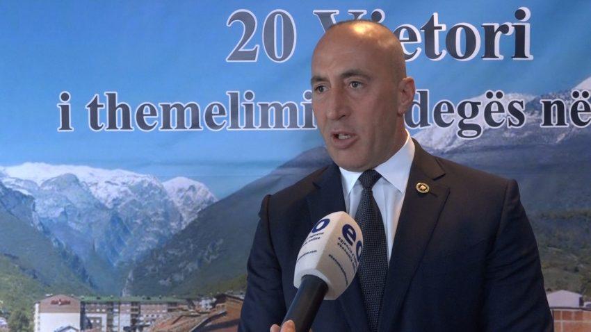 Haradinaj flet për rrezikun nga Serbia: Ata po armatosen