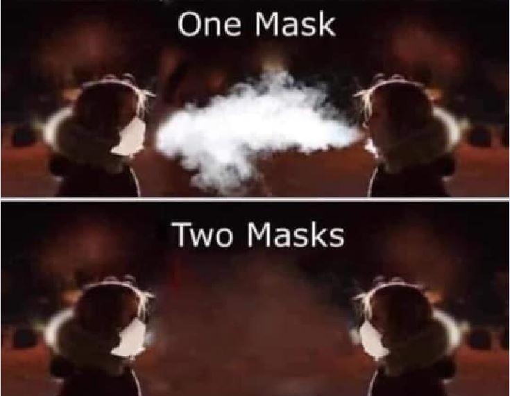 IKSHPK  Bartja e maskave shpëton jetë