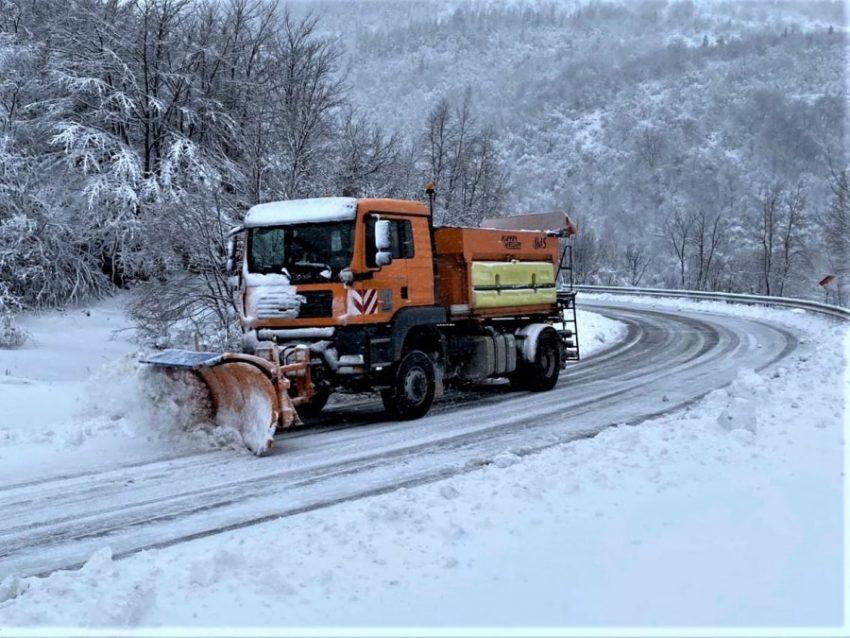 MI-ja njofton se rrugët në Kosovë janë të kalueshme