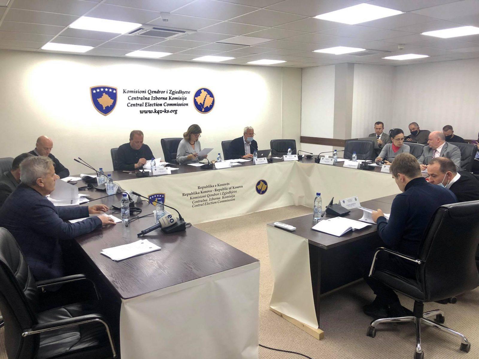 KQZ-ja miratoi listën e qendrave të votimit, 888 vendvotime