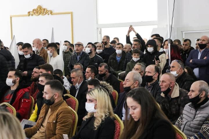146890637 4289345957749474 3458773174008072438 n - Isufi: Shtimja, Kaqaniku, Hani i Elezit e Ferizaj të mobilizuar për fitoren e AAK-së