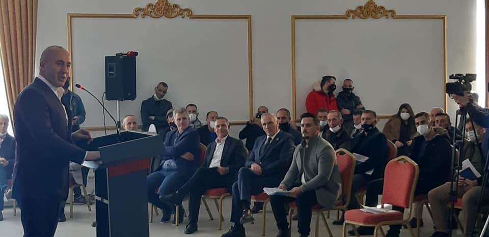 147333937 4289355981081805 3375982247187339924 n - Isufi: Shtimja, Kaqaniku, Hani i Elezit e Ferizaj të mobilizuar për fitoren e AAK-së